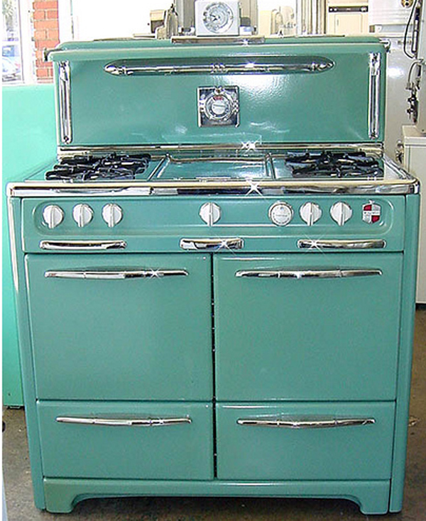 Diy Creating Character With Vintage Stoves Soulful Abode