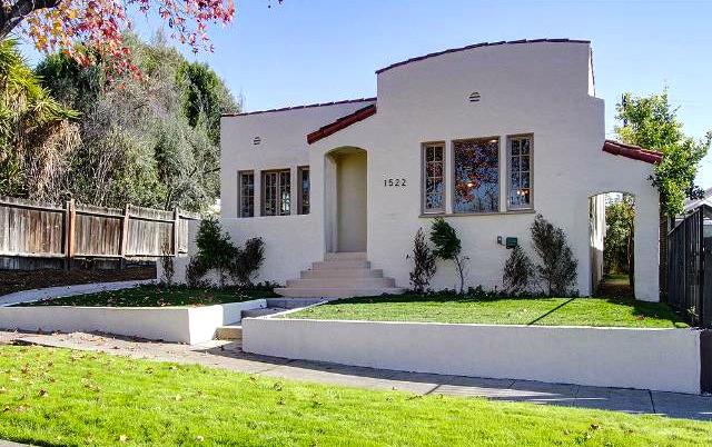 1929 Spanish: 1522 N. Ave. 45, Los Angeles, 90041