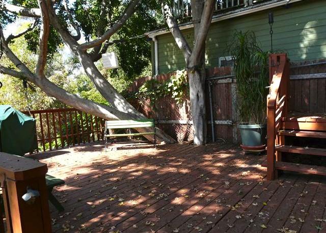 View deck. Courtesy of Cheryl Johnson – Bob Taylor Properties, Inc.