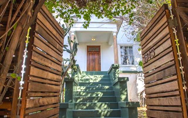 1922 Bungalow: 1843 Santa Ynez St., Los Angeles, 90026