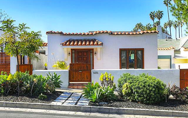 1922 Spanish: 1484 Scott Ave., Los Angeles, 90026
