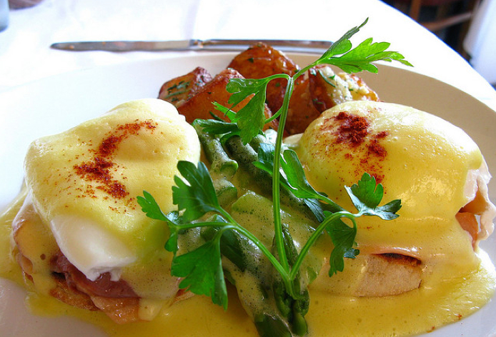 Chaya DTLA: Easter brunch for $42 includes bottomless mimosas