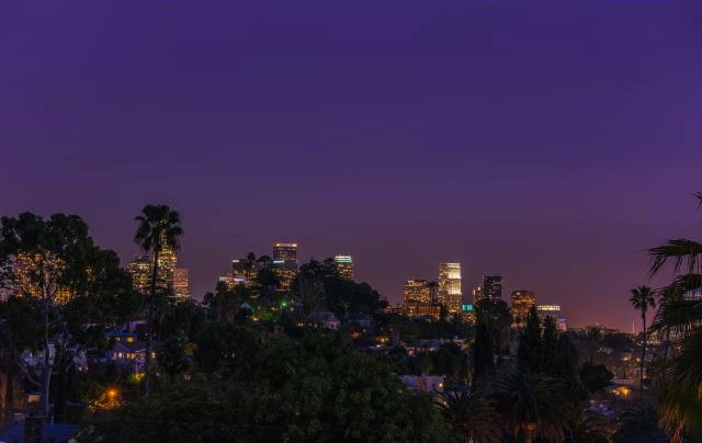 DTLA views. Listed by Charles Clark – Sotheby's Los Feliz