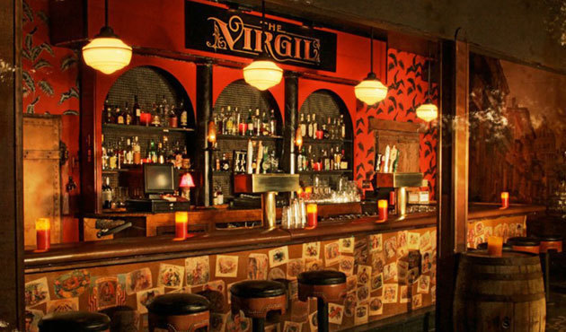 The Virgil: Happy hour pisco scours, $6
