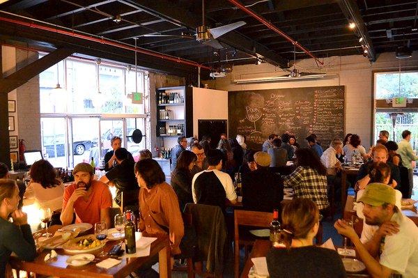 Pour Haus: Happy hour in DTLA's Arts District