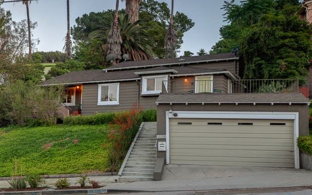 1935 California Bungalow: 3926 Filion St., Los Angeles, 90065