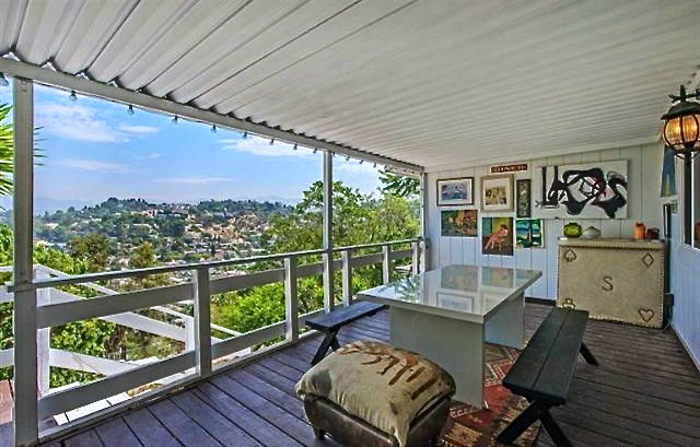 1924 California Bungalow: 1838 Burnell Dr., Los Angeles, 90065