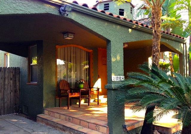 Located in prime Atwater Village steps from eateries & shops