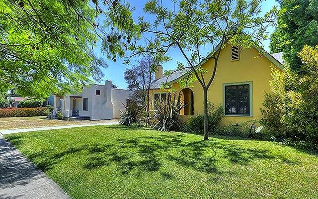 1923 English Cottage: 3422 Larga Ave., Los Angeles, 90039