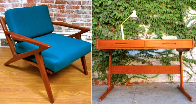 Sunbeam Vintage: Furniture so pretty, you'll feel bad using it