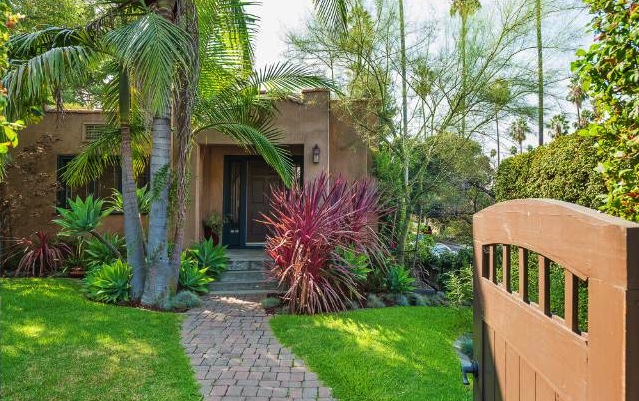 1923 Spanish: 1355 Coronado Terrace, Los Angeles, 90026