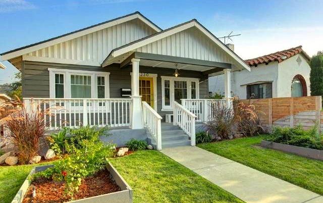 1923 Craftsman: 230 San Pascual Ave., Los Angeles, 90042