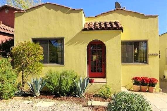 1923 Spanish: 1560 Hazelwood Ave., Los Angeles, 90041