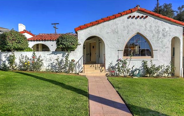 1937 Spanish: 5326 Mount Helena Ave., Los Angeles, 90041