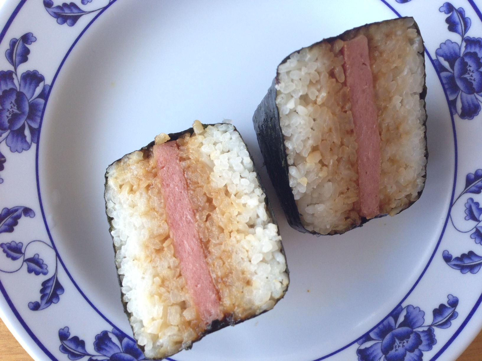 Shockingly, the Spam musubi was not the star of the show