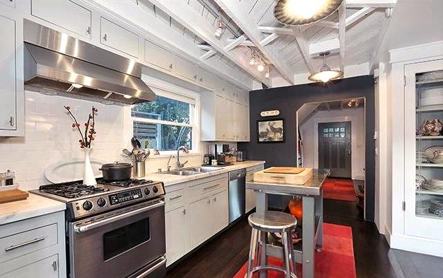 Professional grade kitchen