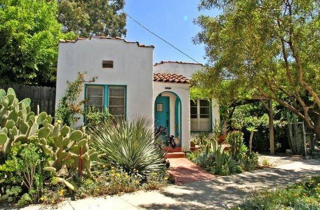 1929 Spanish: 3108 Silver Lake Blvd., Los Angeles, 90039