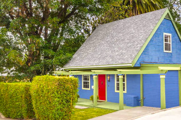 1921 Cottage: 4047 Clayton Ave., Los Angeles, 90027