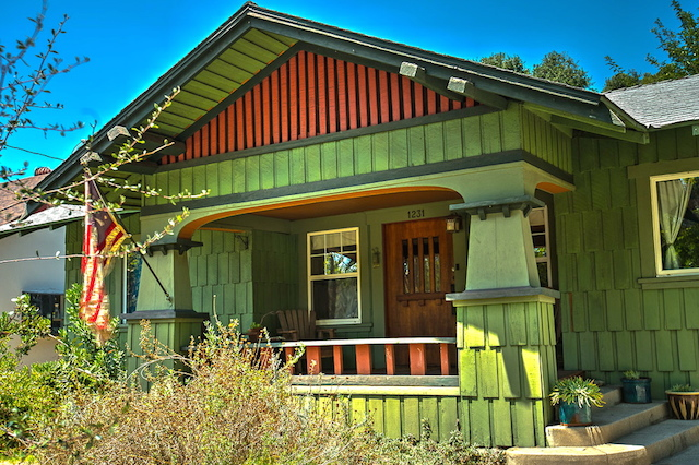 1913 Craftsman: 1231 Yosemite Dr., Los Angeles, 90041