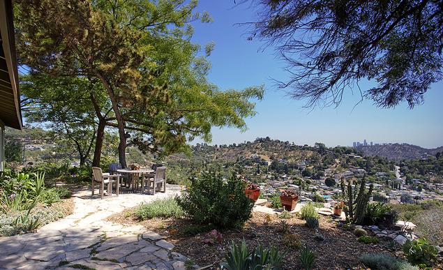 Backyard. Courtesy of Liz Johnson – Teles