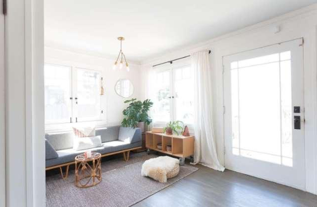 Living with original casement windows