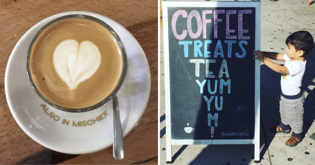 K&M Coffee: Heartwarming coffee in Highland Park