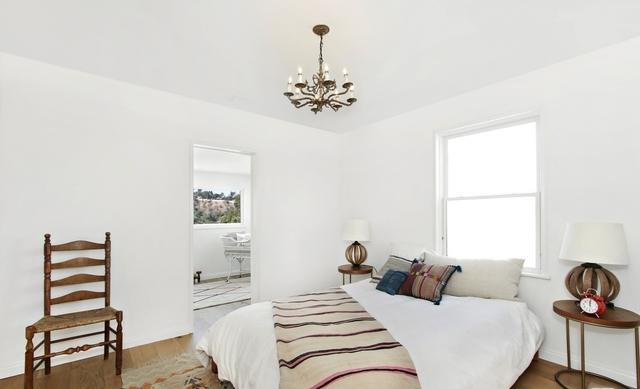 Bedroom with bonus nursery/office attached